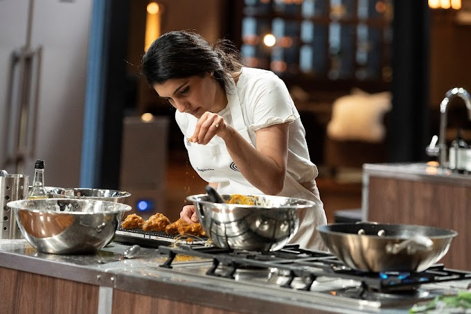 Depinder Chhibber - My Family Always Encouraged Me to Follow My Passion Which Then Led to Masterchef (MasterChef from Australia)