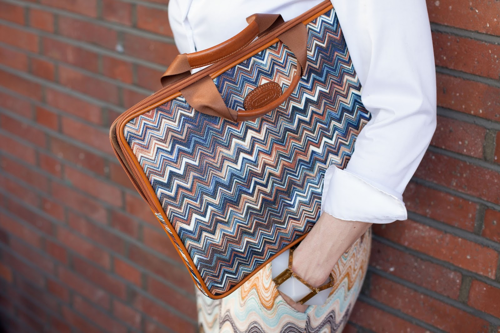 Fashion Blog Düsseldorf, today i am wearing missoni zick zack