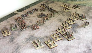 Battle of Carrhae 53 BC - Command and Colors Ancients Game