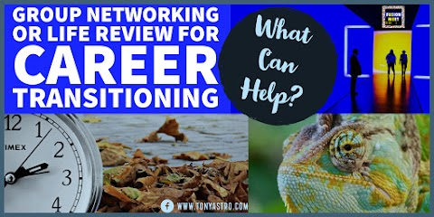 Group Networking & Life Review for Transitioning:  What Can Help?