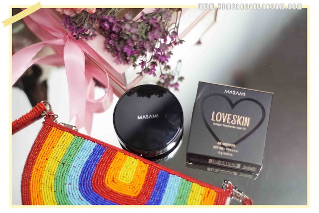 Masami Shouko Love Skin BB Cushion - Demia Kamil