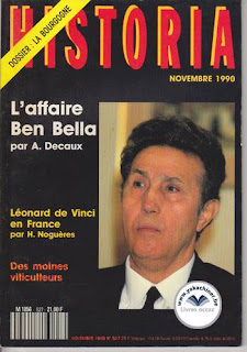 l'affaire Ben Bella
