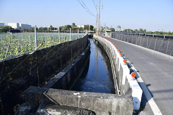 永靖鄉新闢雨水下水道 改善永靖瑚璉村淹水之苦