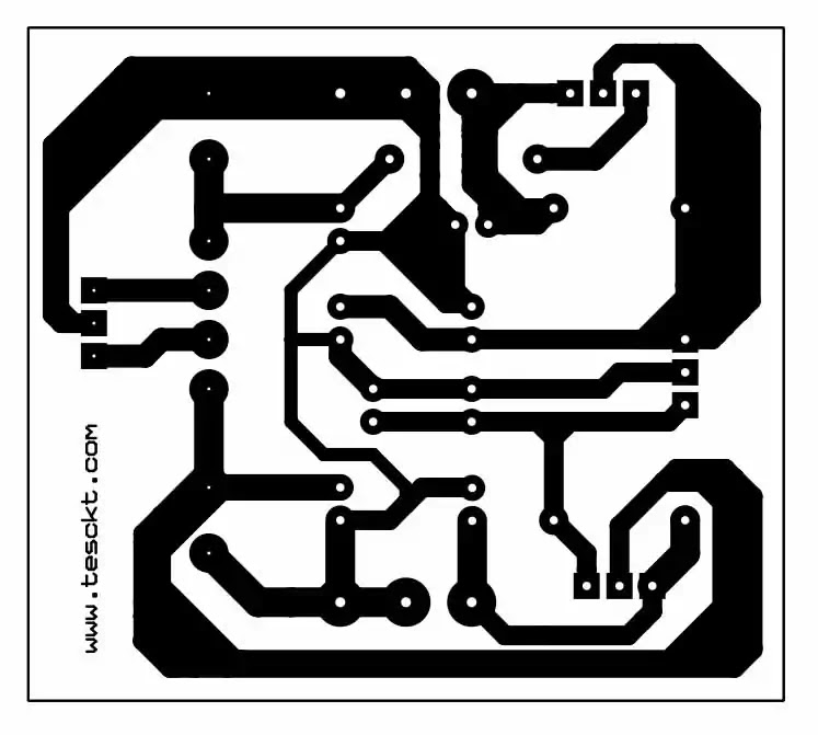 dual power supply pcb layout