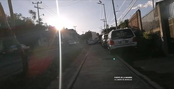 [Video] Un hombre y una mujer vendedores de pan fueron asesinados en el poblado de Santa Catarina