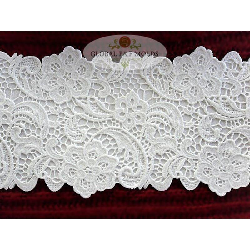 Fondant Lace Molds For Wedding Cakes