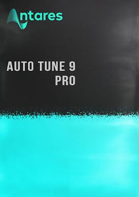 Cover Antares Auto-Tune 9 Pro