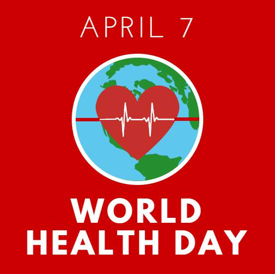 World Health Day Wishes Beautiful Image