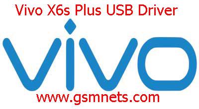 Vivo X6s Plus USB Driver Download