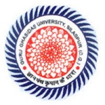Recruitment for Professor and Associate Professor at Guru Ghasidas Vishwavidyalaya, Bilaspur, Chattisgarh: Last Date 03-09-2019