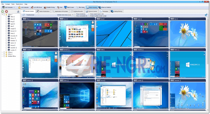 Net Monitor For Employees Professional 5.1.13 Full Crack Terbaru
