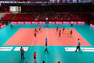 Montreux Volley Masters Eutelsat 10A Biss Key 15 May 2019
