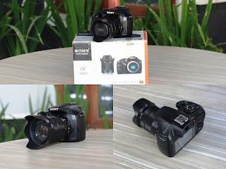 Kamera Sony A3000