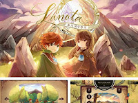 LaNota, Game Ritme Usung Visual Artistik