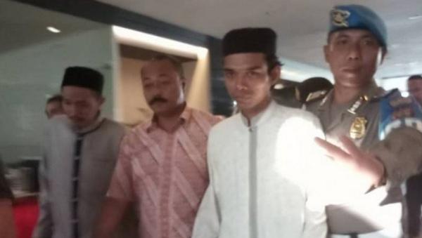 Langgar UU, Ormas yang Mengusir Ustadz Abdul Somad Terancam Dibubarkan