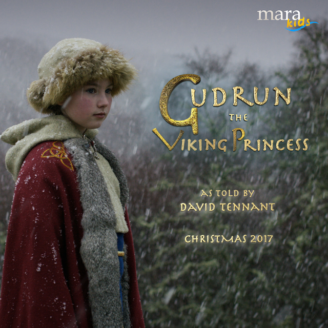 David Tennant - Gudrun The Viking Princess