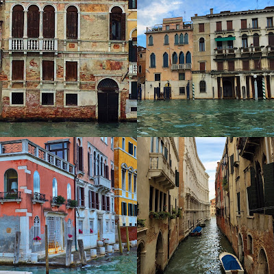 Venetian Homes, Venetian Canals, Venetian Architecture