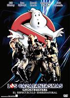 Los Cazafantasmas / Ghostbusters