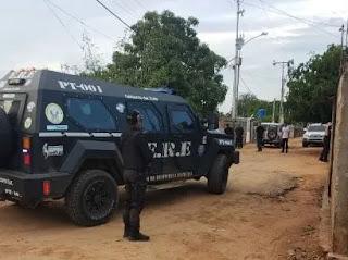 Lanzó 'granada de humo' a policías y cayó abatido en Maracaibo