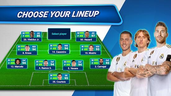تحميل لعبة المدرب الأفضل Online Soccer Manager للأندرويد والأيفون