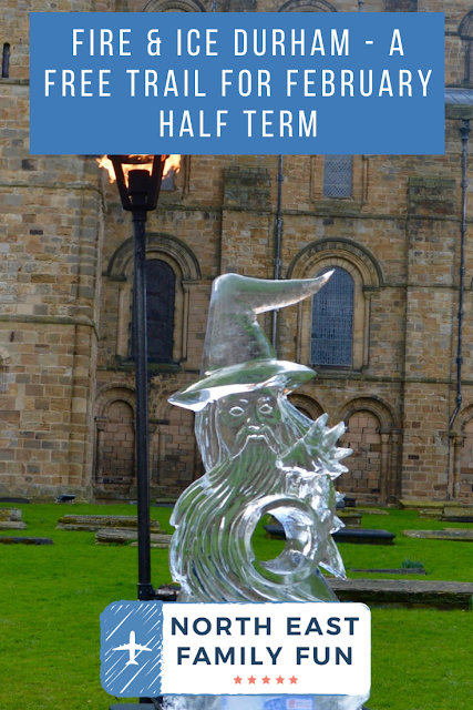 Fire and Ice Durham | A Free Trail for February Half Term 2020