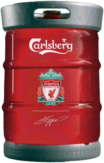 Special Liverpool Keg - Premier League Champion 2020