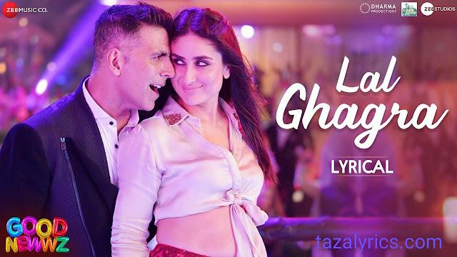 Laal Ghaghra Lyrics - Neha Kakkar, Manj Musik and Herbie Sahara