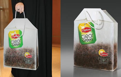 Desain Paper Bag/ Tas Belanja Sabun