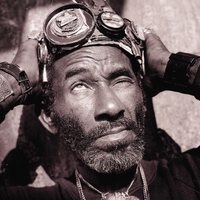 Lee 'Scratch' Perry (1936 -2021)
