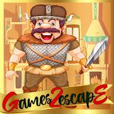 Games2Escape - G2E Happy Warrior Escape