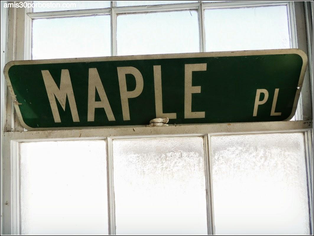 Maple Sugar Season en Massachusetts