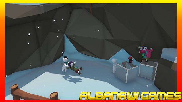 تحميل لعبة Human Fall Flat ICE للكمبيوتر من الميديا فاير