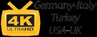 RTL Sky German Italy USA UK Turkey working Playlist