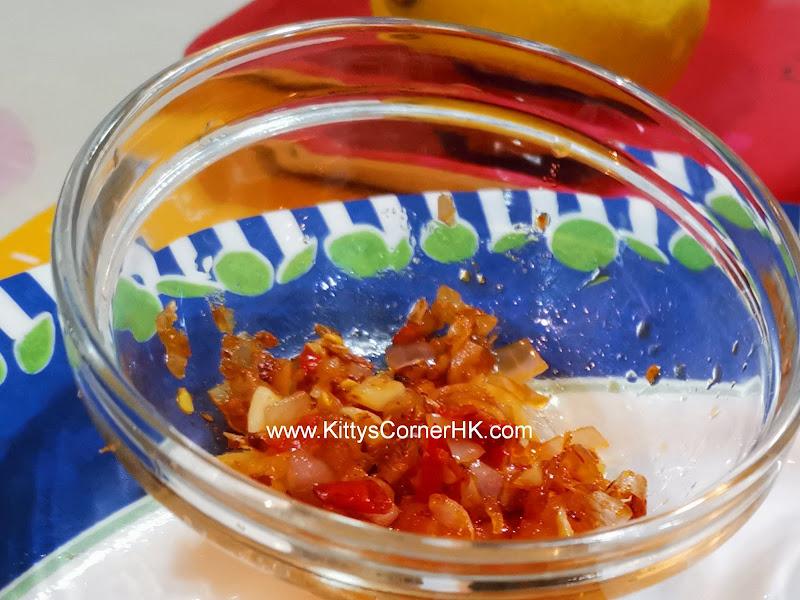Spiced Capelin DIY recipe 椒鹽多春魚 自家食譜