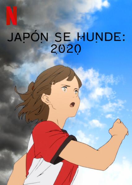 Japón se hunde (2020) Temporada 1 NF WEB-DL 1080p Latino