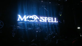 Moonspell, Madrid, Extinction, Changó