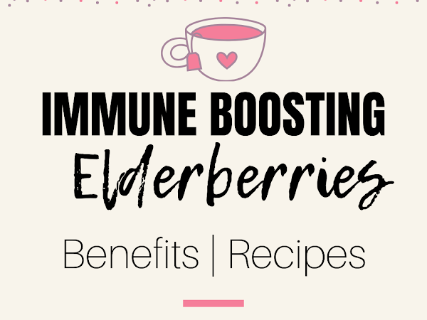 Immune Boosting Elderberries