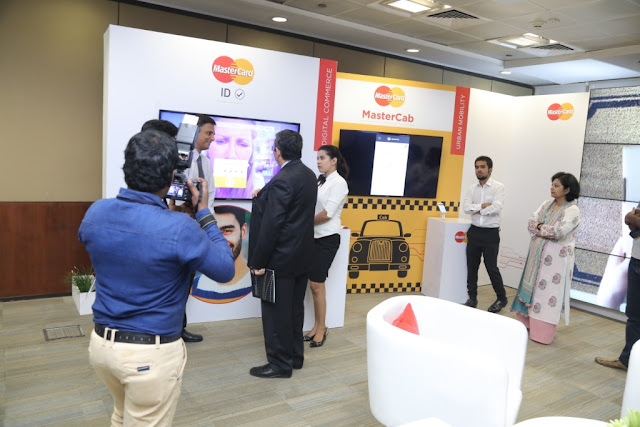 Mastercard showcases innovative solutions for smart cities in India for the first time