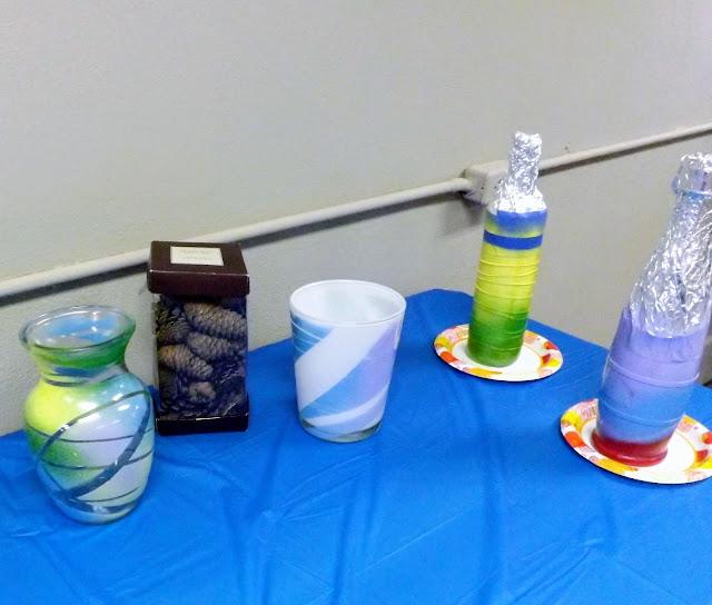 metamora herald park district vases