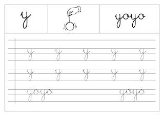 Apprendre a écrire les lettres PDF