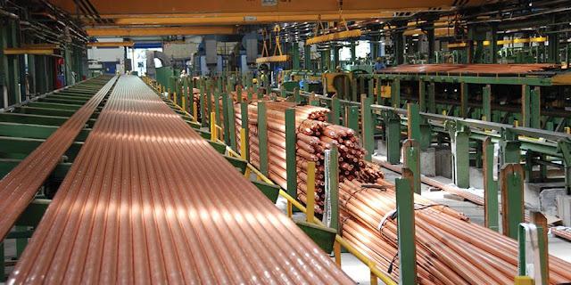 Ήπειρος: «Μεταλλουργική Βιομηχανία Ηπείρου»- Στα χέρια της ΕΛΒΑΛΧΑΛΚΟΡ, έναντι 2,5 εκ. ευρώ