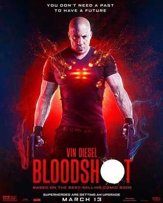 Bloodshot Full Movie Download in Dual audio English/Hindi