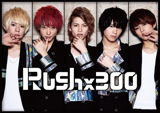 RUSHx300 released 2nd single
