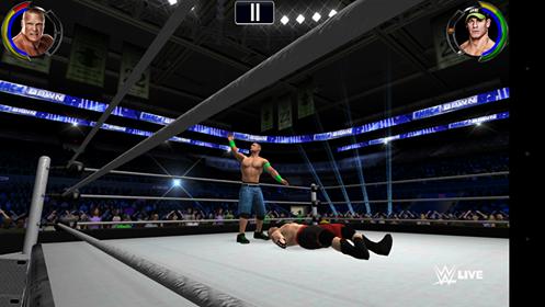 تحميل لعبة WWE 2K للاندرويد اوفلاين بدون انترنت من ميديا فاير