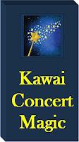Kawai DG30 digital mini grand piano concert magic