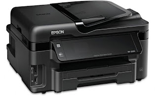 Epson WorkForce WF-3520 Driver Downloads, Review, Price