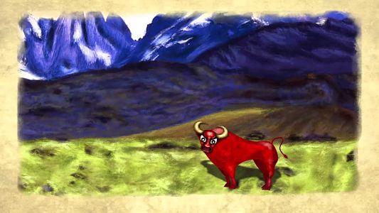 toro puca leyenda peruana