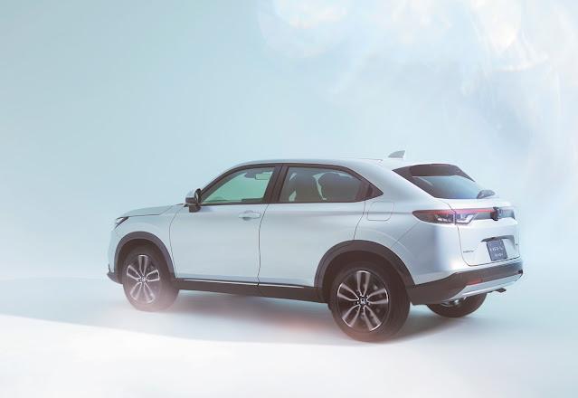 Το Honda HR-V e:HEV