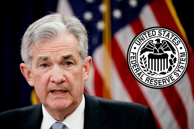 شهادة جيروم باول رئيس البنك الاحتياطي الفيدرالي قد تحدث تقلبات بالاسواق الامريكيه