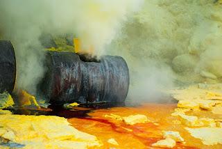 Vazamento - Penas restritivas de direitos na lei de crimes ambientais